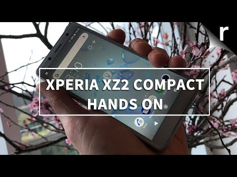 Sony Xperia XZ2 Compact Hands-on Review: Mini Monster!