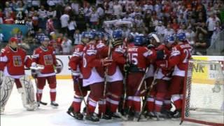 Czech - USA 4:0 IIHF 2011 Jagr´s Hat Trick