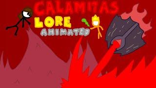Calamity Lore Animated - Supreme Calamitas