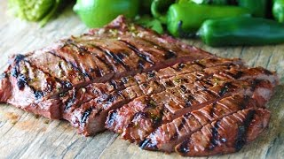 How to Make Authentic Carne Asada - Video Youtube
