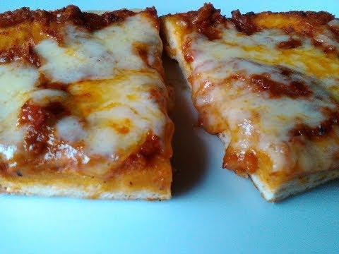 Cómo Preparar Una Pizza En Una Sartén y Sin Horno