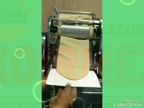 Maquina Para Quesadillas y Machetes