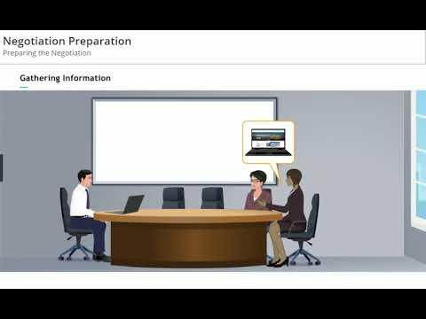 Negotiation Preparation - Skill Dynamics - YouTube