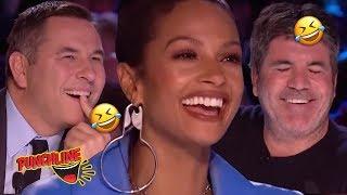 Funniest Female Magician EVER On Britiains Got Talent 2019