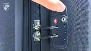 Heys TSA Lock Setup
