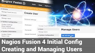 Creating and Managing Users - Fusion