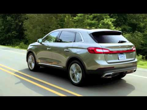 2016 Lincoln MKX review from Family Wheels