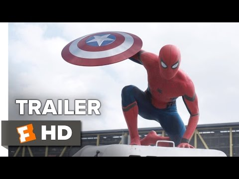 Trailer film Captain America: Civil War