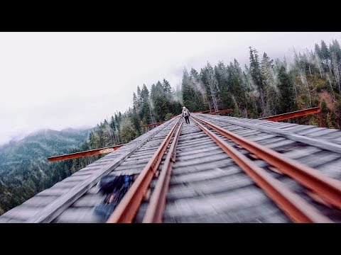 fpv-freestyle-at-vance-creek-bridge---350-feet-high