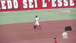Bari-Sancataldese 4-1: i gol e l'intervista di mister Cornacchini