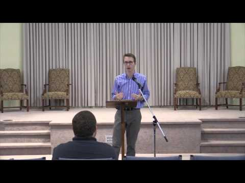 Lucas Suddreth - Ministry as a Profession: Continuing Education