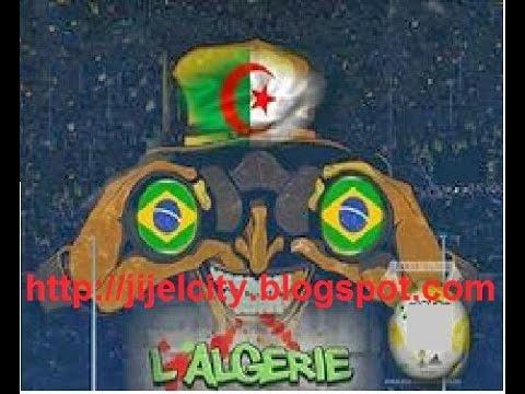 اجمل تيفو في تاريخ الجزائر tifo