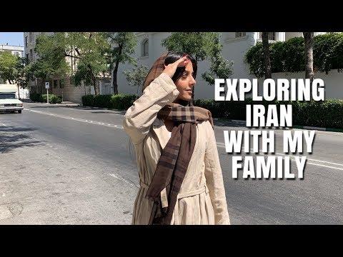 PERSIAN FAMILY EXPLORE IRAN (vlog)   خانواده ایرانی در حال کاوش در ایران