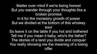 Cautious Clay  Cold War Lyrics