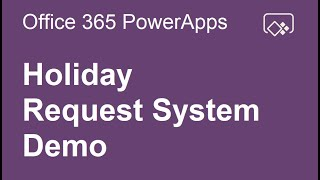 I will provide and setup a PowerApp Holiday App for Office 365