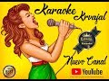 Karaoke Natti Natasha ❌ Bad Bunny - Amantes de Una Noche