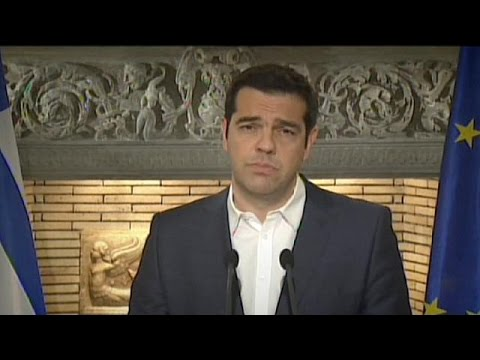 Αλέξης Τσίπρας: Δημοψήφισμα στις 5 Ιουλίου με ερώτημα «ναι ή όχι» στην πρόταση των θεσμών