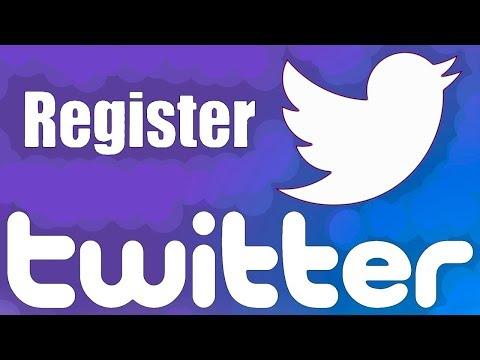 Регистрация в Twitter 2019 видео