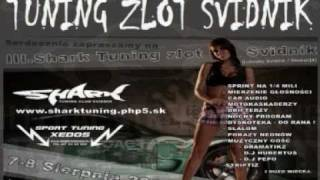preview picture of video 'Svidník 3.Shark Tuning Zraz 07-08.08.09 STREET RACERS T K R & XEDOS RZESZÓW'