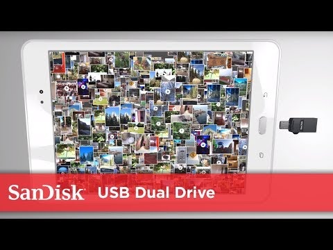 SanDisk Ultra Dual USD Drive Product Overview