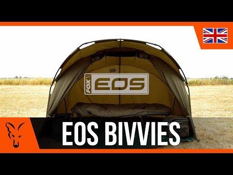 Fox EOS 2-Man Bivvy Skin sátorponyva videó