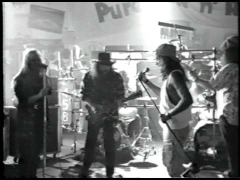 "Lynyrd Skynyrd 1991 - ""Smokestack Lightning"""