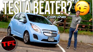 This Little Known Tiny Chevy Is By Far The Best Budget EV You Can Buy! (More Torque Than a FERRARI)