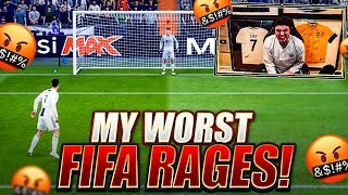 REACTING TO MY WORST FIFA RAGES!! FIFA 20 Ultimate Team