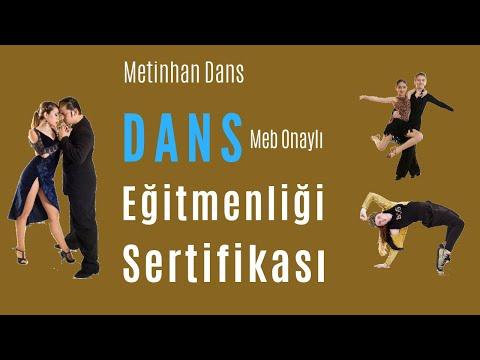 MEB Onaylı Usta Dans Öğretici Sertifikası