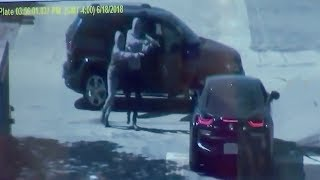Xxxtentation Death Caught On Surveillance Camera (CCTV FOOTAGE)