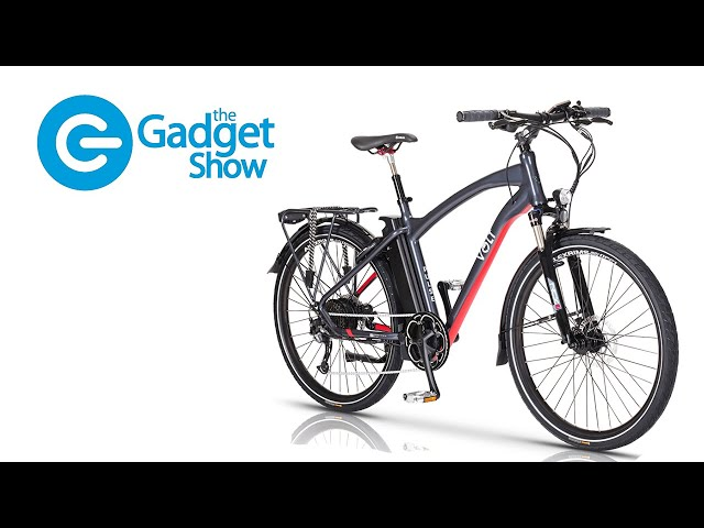 The volt pulse featured on the gadget show