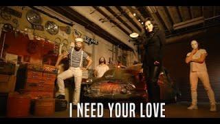 Italove ft. Tq - I Need Your Love - 2016
