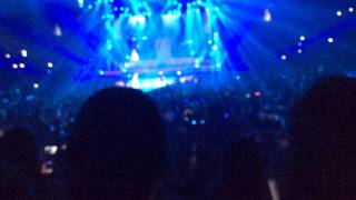 Джастин Бибер, Ariana and Justin performing As Long As You Love Me - Honeymoon Tour Miami
