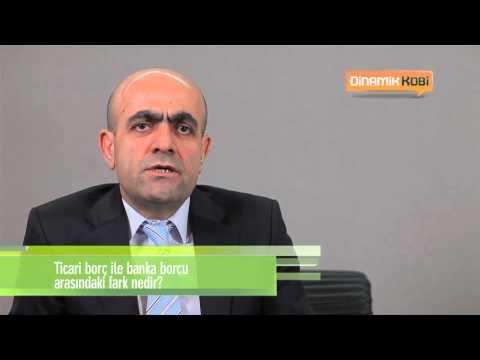 Ticari borç ile banka borcu arasındaki fark nedir?