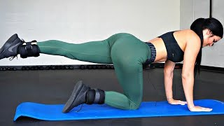 12 Minute Butt Lift Workout: Home Butt Exercises