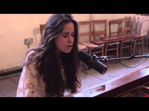 "Here is me performing in a church in London! This is a live session for my song, ""Better,"" from my debut EP, ""Better."""