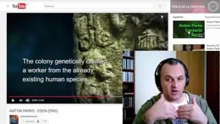 Anton Parks - La Humanidad Ya Existía A La Llegada De Los Anunnaki