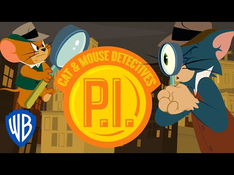 Tom & Jerry | Best Detective Moments! 🔍 | WB Kids mp3