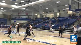 Wampus Cats vs  Siloam Springs Highlights