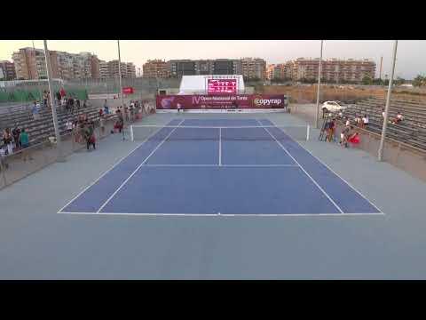 Arranca el IV Open Nacional de Tenis en Málaga