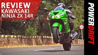 Kawasaki Ninja ZX-14R Review : PowerDrift
