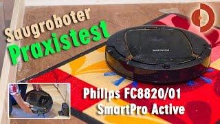 Philips FC8820/01 SmartPro Active im Test