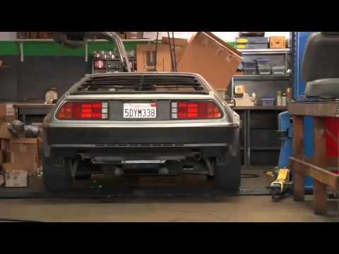 Самый быстрый DeLorean в Мире