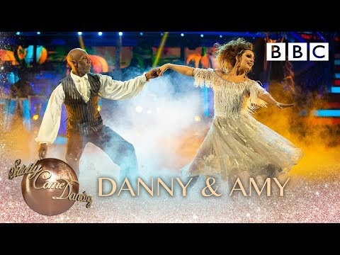 Danny John-Jules and Amy Dowden American Smooth to 'Spirit In The Sky' – BBC Strictly 2018