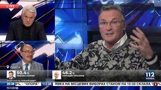 Второй тур местных выборов - Геннадий Балашов