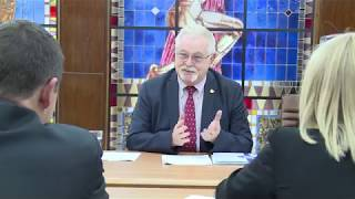 10/11/18 Intalnirea Min Energiei A Anton cu Oficiali ai Comisiei Europene
