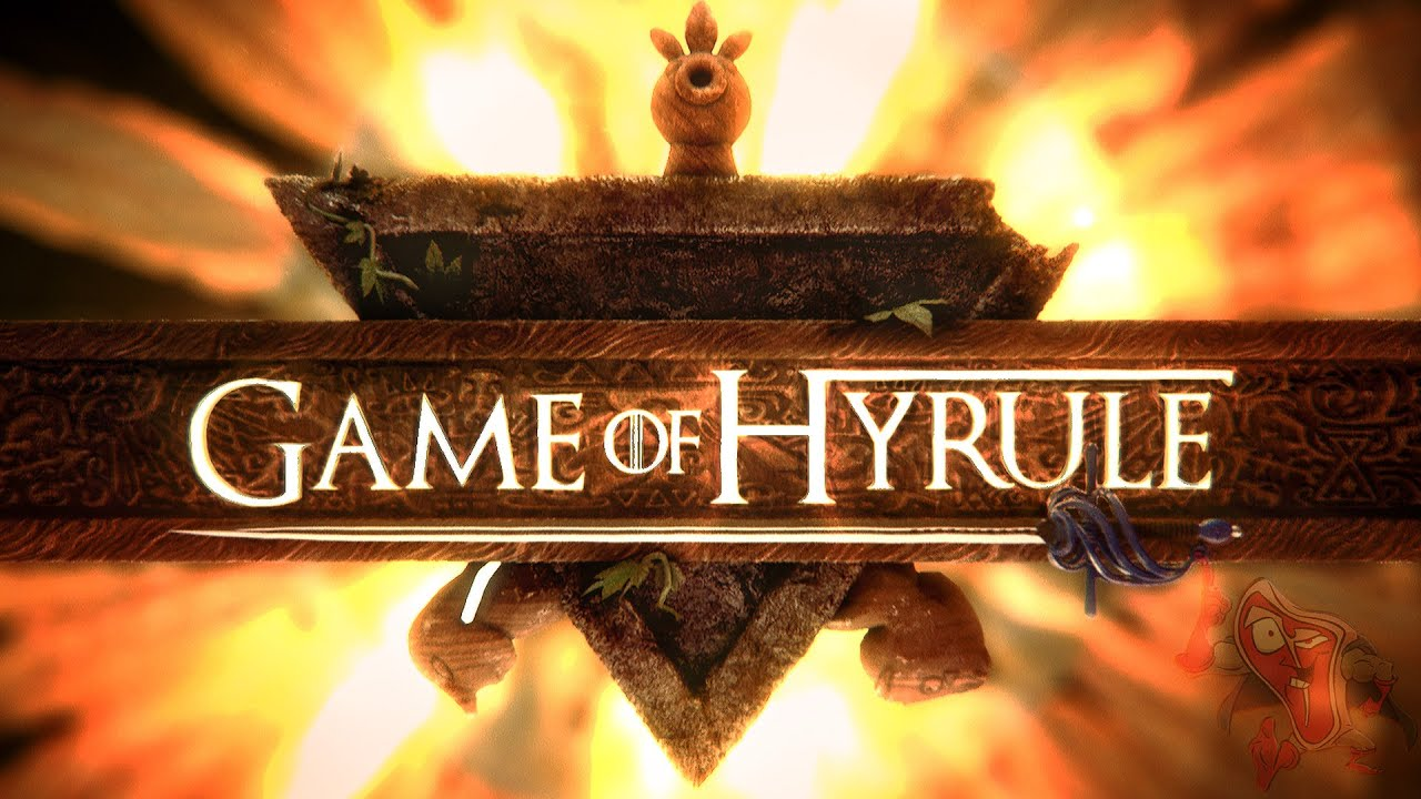 This Zelda-fied Game Of Thrones Intro Is The Best Thing I've Seen All Day