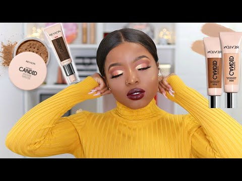 GRWM: I Tried Full Face Using Only Revlon 🙀|| Affordable/Drugstore Spring Makeup Look