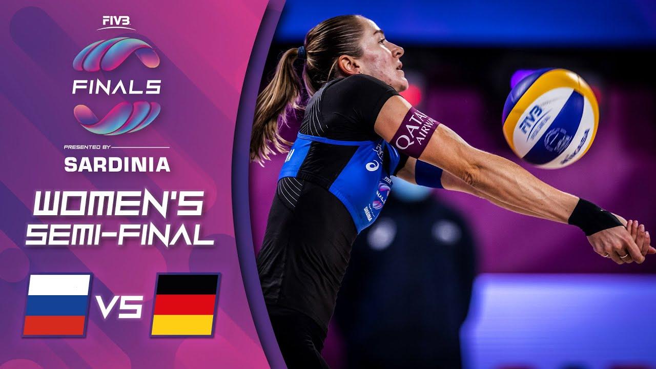 09.10.2021, 20:30 Uhr: World Tour Finals 2021 – Makroguzova/Kholomina (RUS) vs. Borger/Sude (GER)
