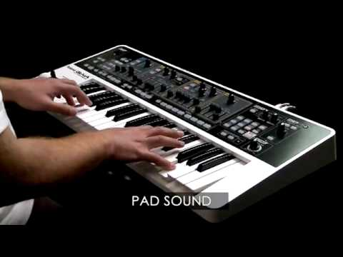 Roland Gaia Synthesizer Sh 01 Is A World Of Sexy Synthtopia